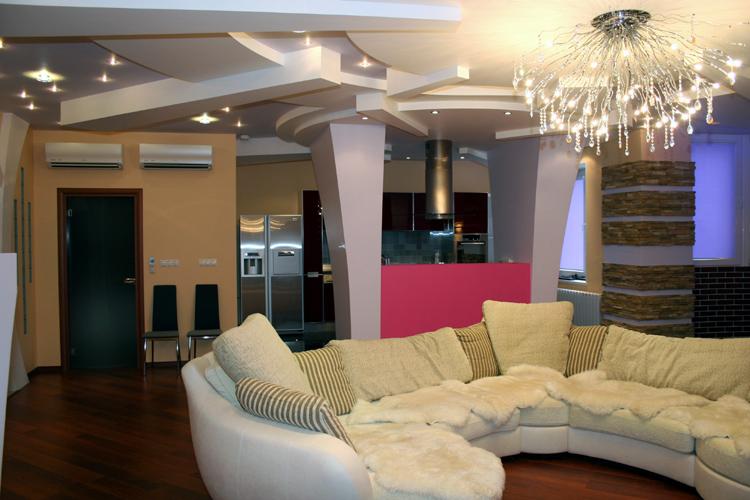 Элитный ремонт квартиры в Борисове