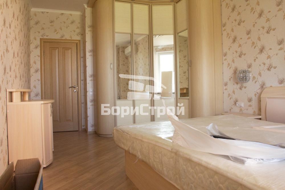 Внутренняя отделка квартиры б-г Комарова