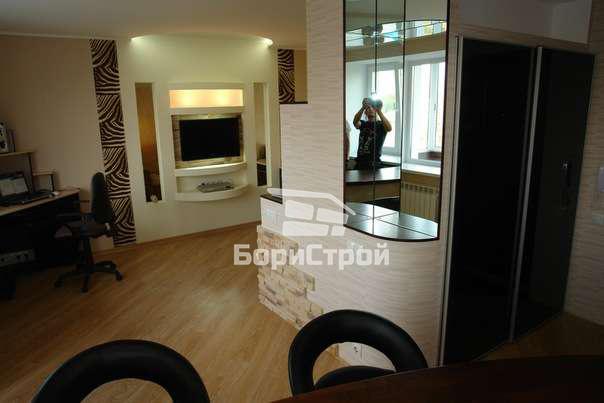 Красивый ремонт однокомнатной квартиры в Борисове, Жодино, Минске