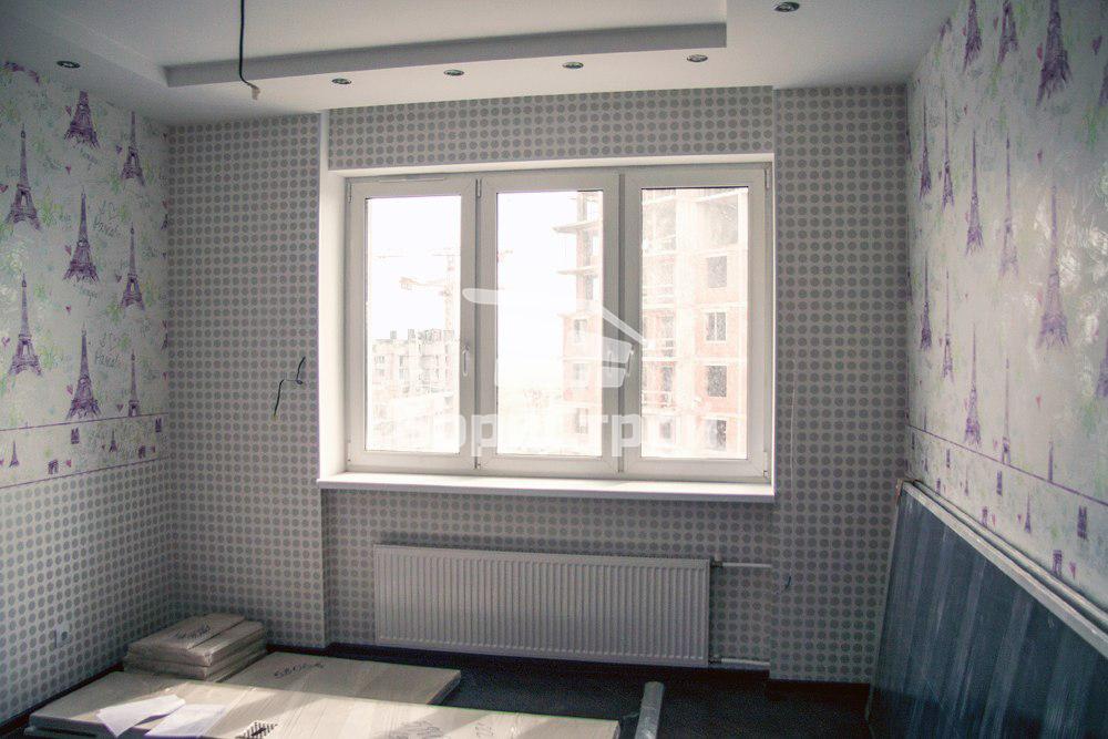 Ремонт четырехкомнатной квартиры по дизайн-проекту