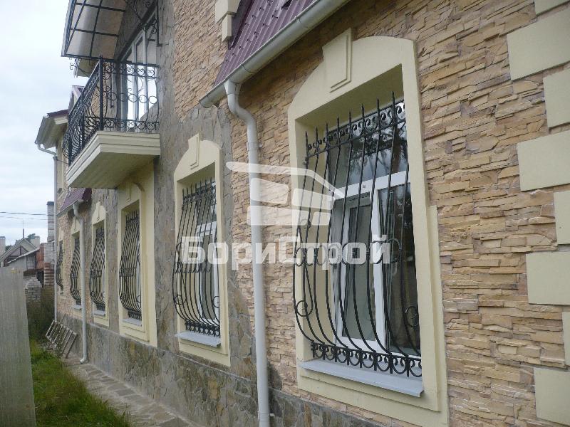 Строительство коттеджа под ключ в Борисове, Жодино, Минске