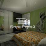 Дизайн-проект квартиры 179 м2