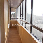 Внутренняя отделка трехкомнатной квартиры