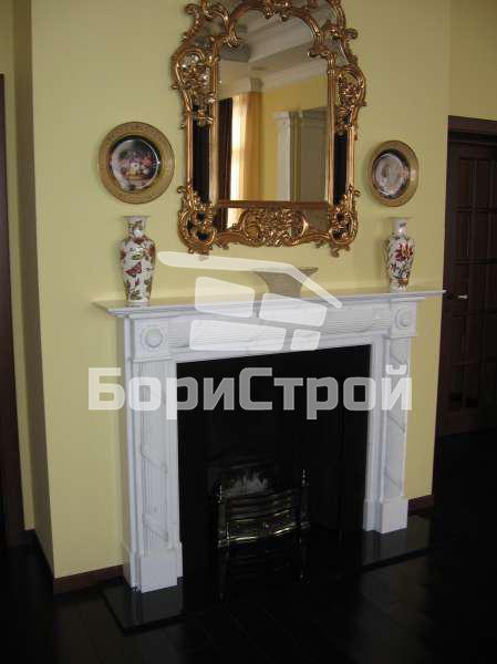 Элитный ремонт коттеджа под ключ в Минске