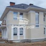 Строительство коттеджа и кирпича 208 м.кв., Смолевичи