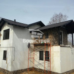 Строительство каркасного дома 144 м.кв.