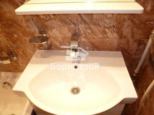 Ремонт ванной комнаты в Борисове, Жодино, Минске