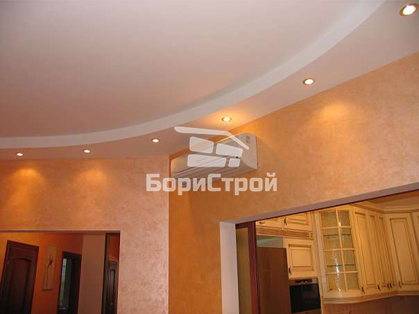 Элитный ремонт трехкомнатной квартиры в новостройке