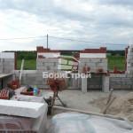 Строительство 2-х этажного дома из газобетона
