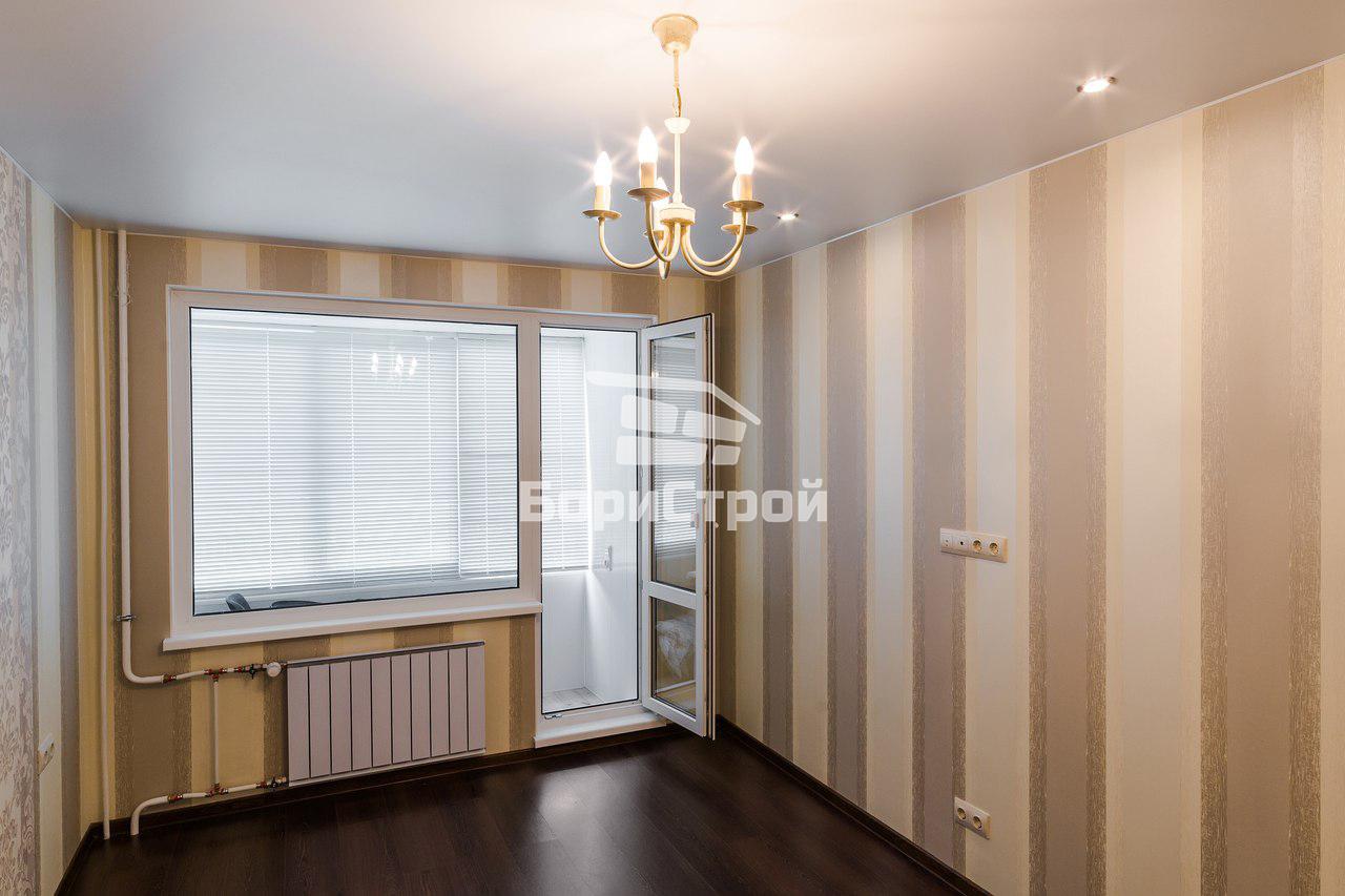 Ремонт двухкомнатной квартиры под ключ