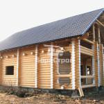 Cтроительство домов из бруса или бревна