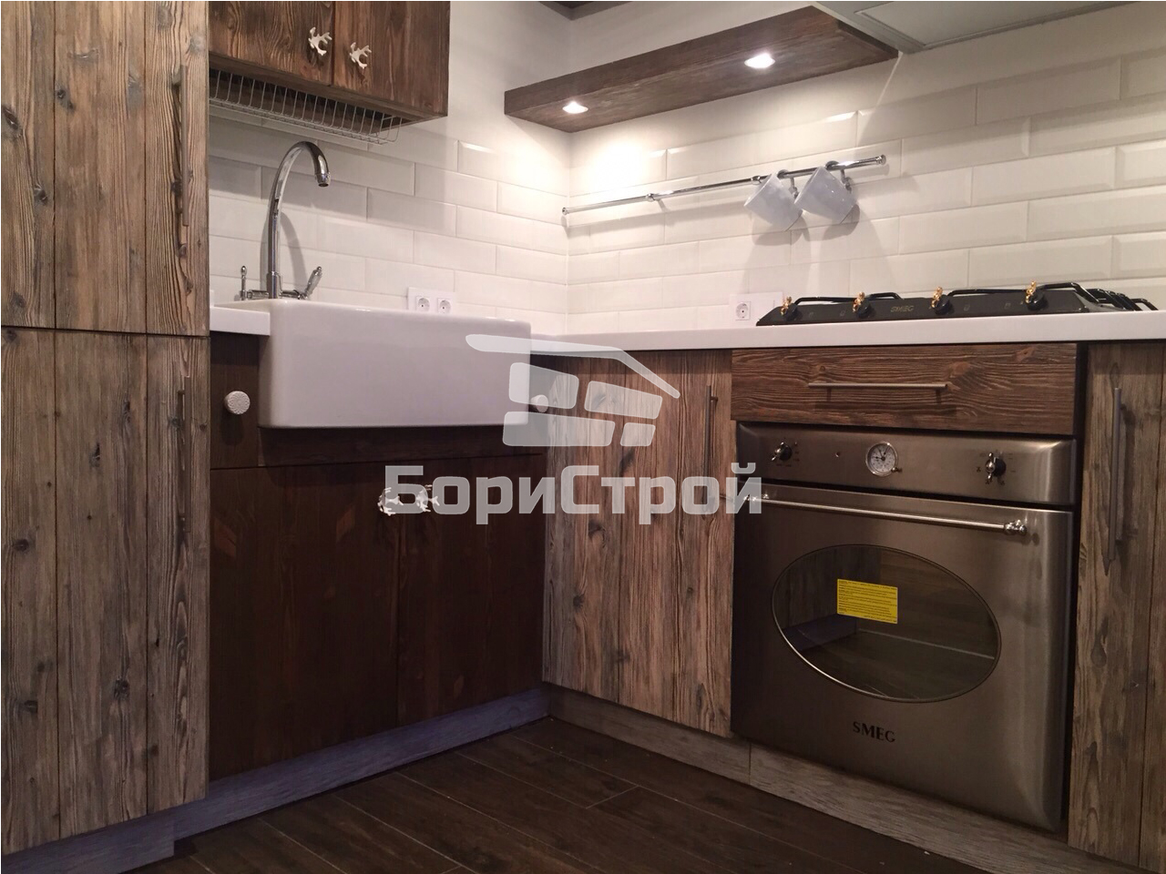 Капитальный ремонт квартиры в Борисове, Жодино, Минске