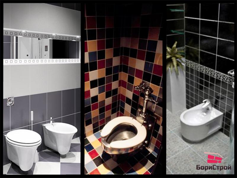 Ремонт туалета в Борисове